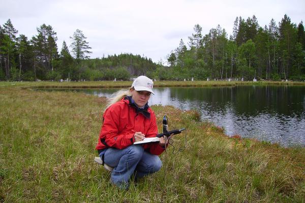 Измерение температур почво-грунтов. Ю.С. Колосова. 2006 год.