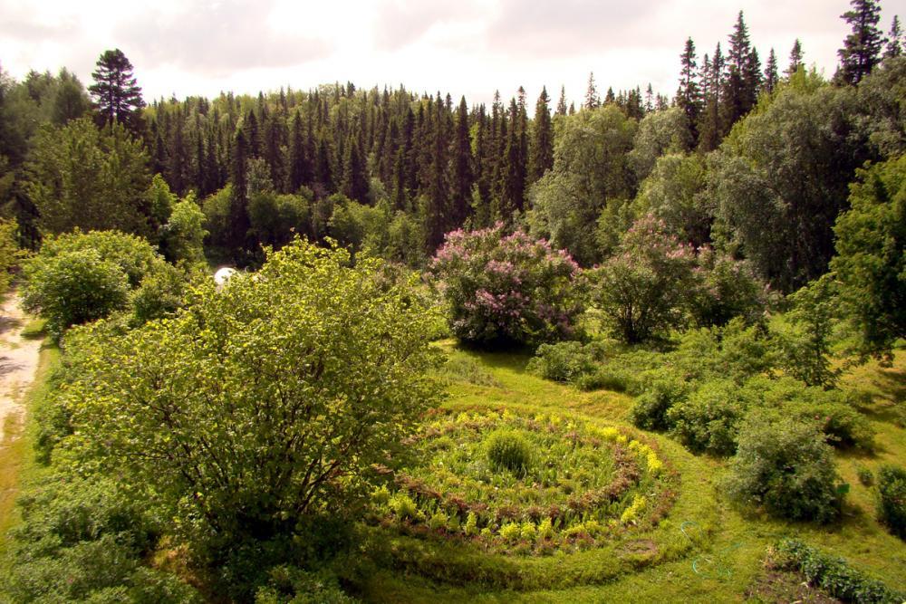 Ботанический сад Соловецкого музея-заповедника
