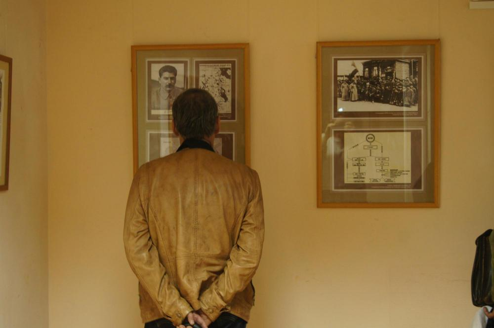 На фотовыставке Национального музея Карелии «ББК»