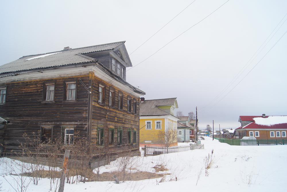 Дом гончара Алексея Дмитриевича Аксёнова в дер. Сухарёво