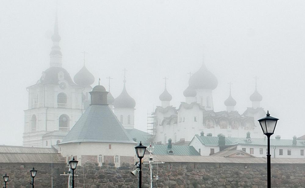 """Фото: А. Антонов """"Туман"""""""