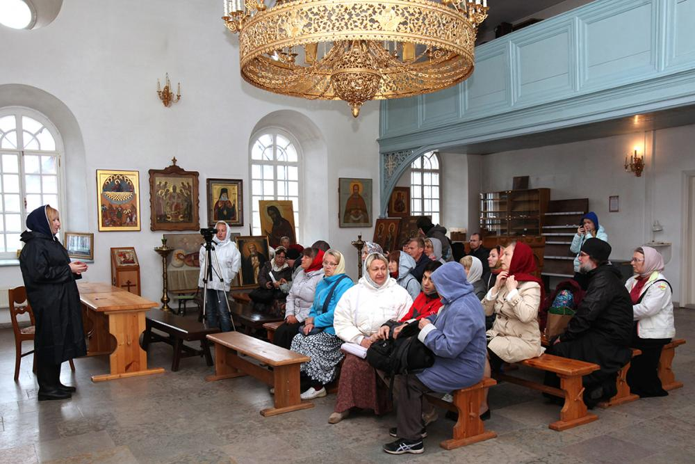 Встреча с участниками экспедиции «Архангельский Север особого назначения»