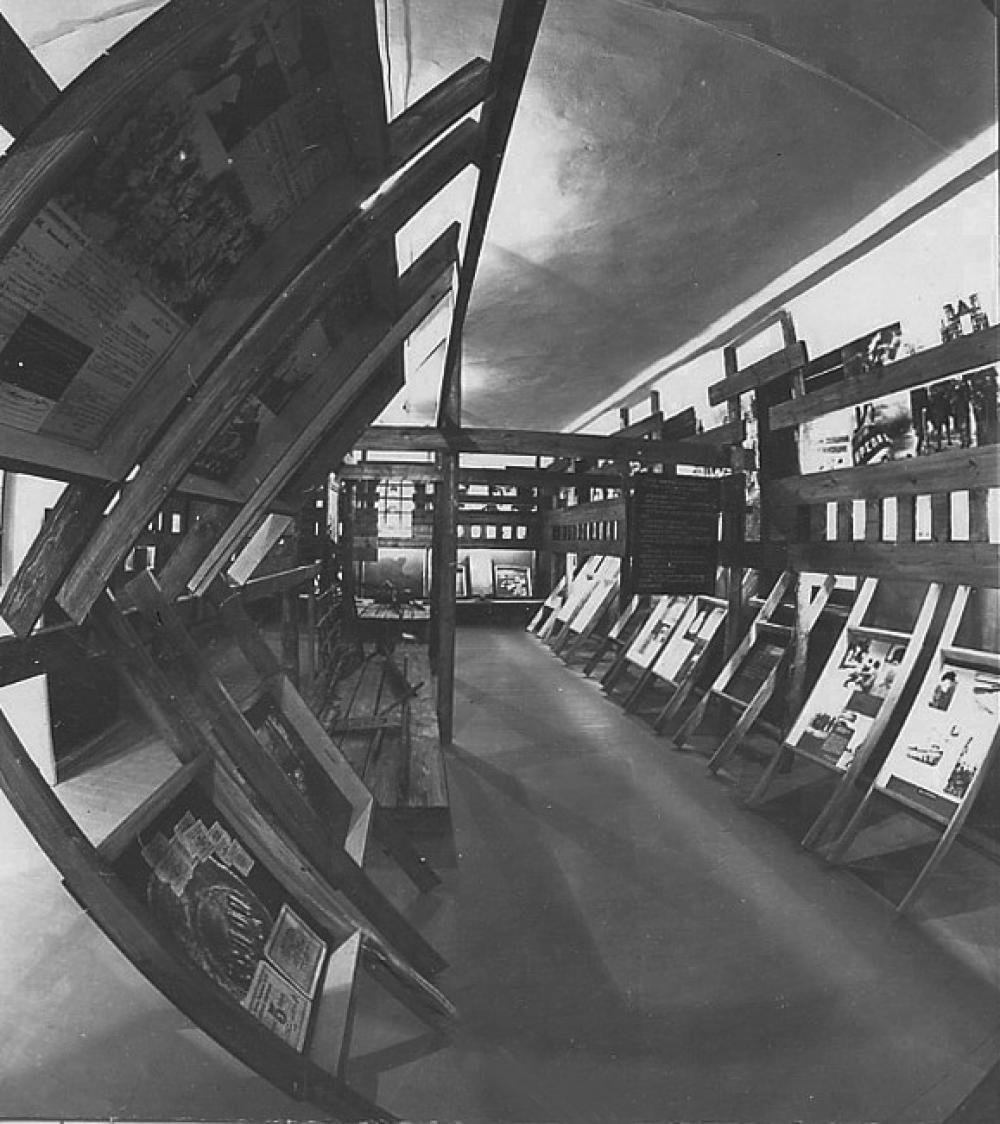 Экспозиция «Соловецкий лагерь особого назначения (1989–2010). Фото Ю.Бродского