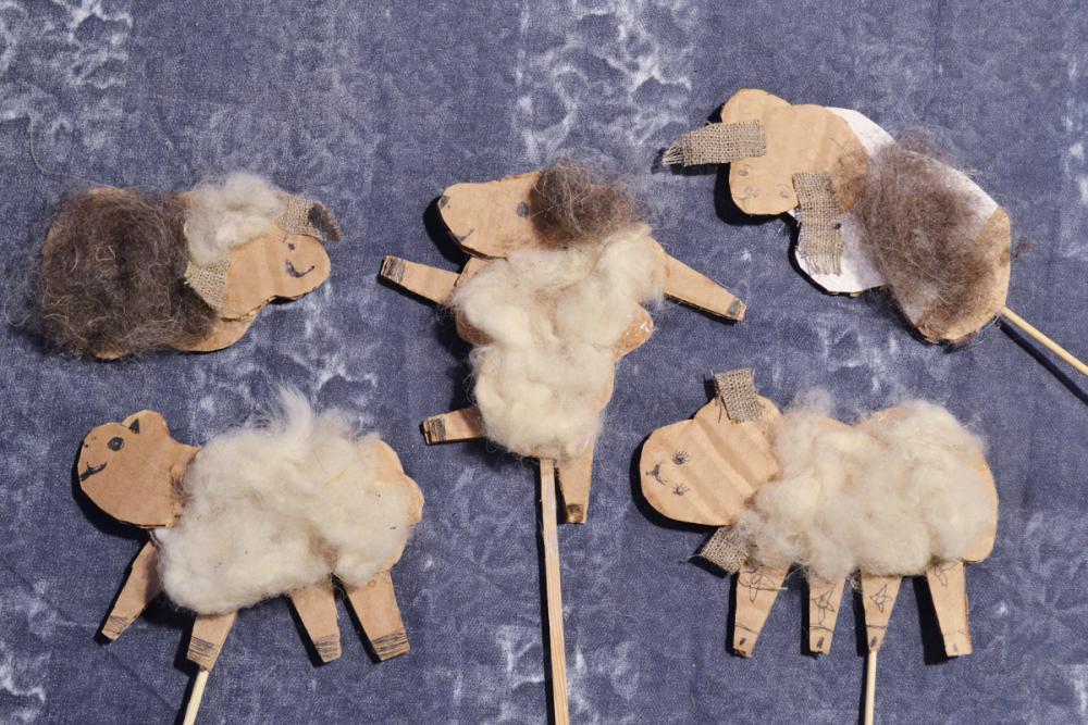 Радость овечек