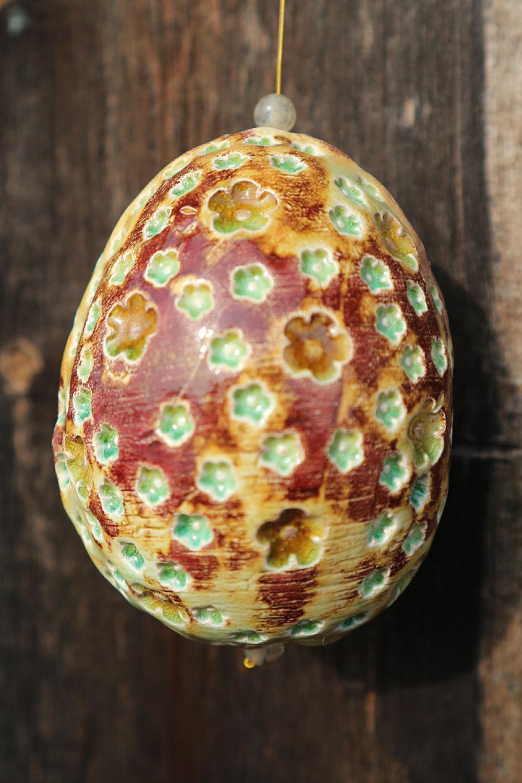 Пасхальные яйцо. Магомедов Серёжа, 11 лет