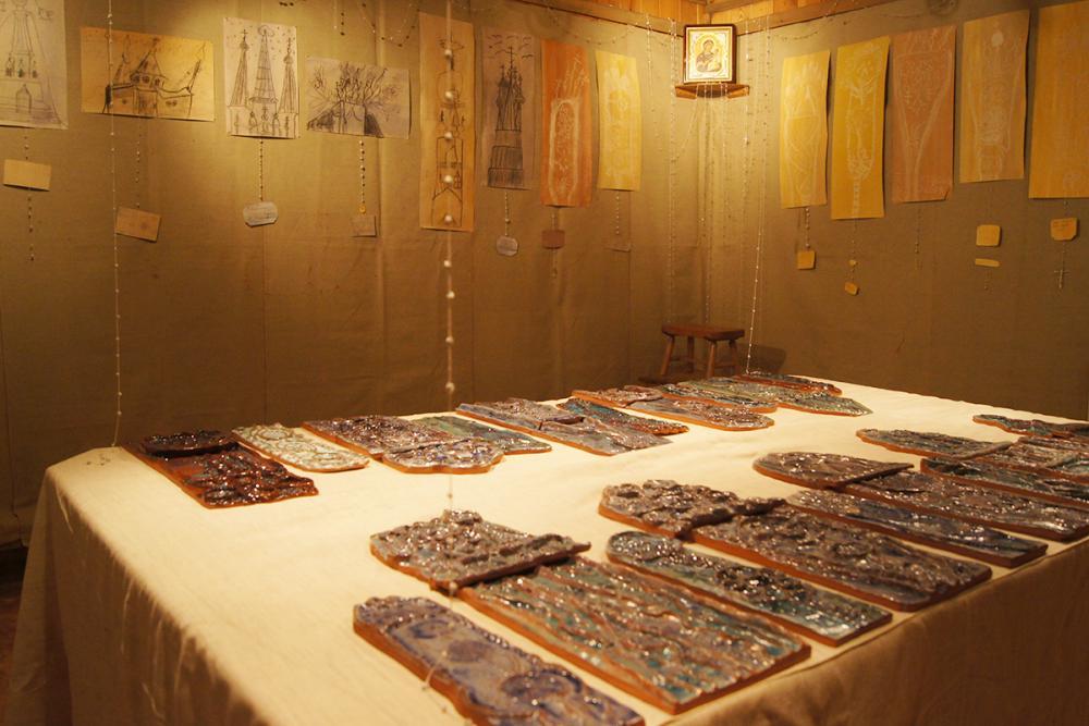 Выставка в Морском музее